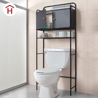 Rack WC Black
